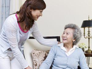Elderly Care in Atlanta- Helping Her Manage Her Diabetes